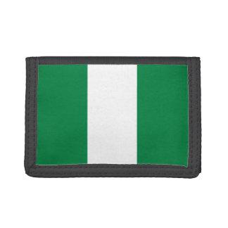 Nigeria-Flaggen-Geldbörse