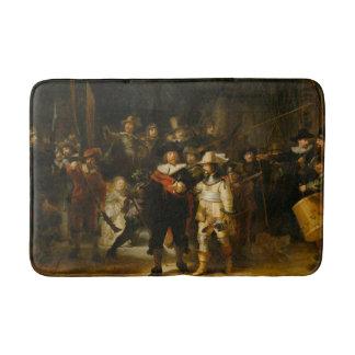 Nightwatch Rembrandt Nachtwacht Badematte
