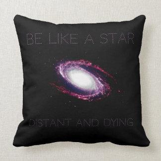 Nihilismus: Seien Sie wie ein Stern Kissen
