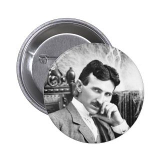 Nikola Tesla Button