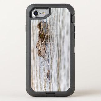 Nil-Krokodil OtterBox Defender iPhone 8/7 Hülle