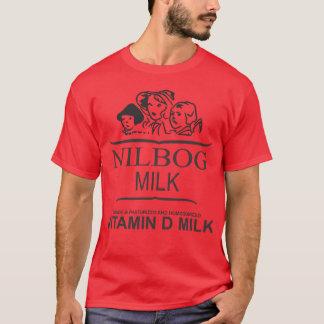 NILBOG Milch-Shirt (spezielle rote T-Shirt