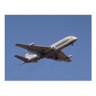 Nimrod britisches Reconnaisance Flugzeug Postkarte