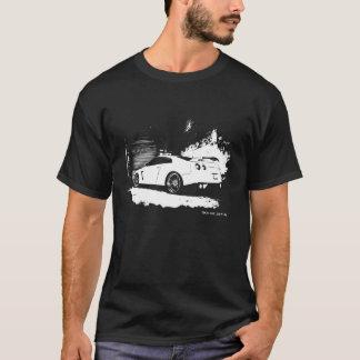 Nissan Skyline GT-r hintere Ansicht T-Shirt