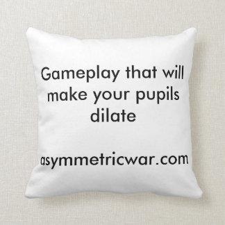 Niveau herauf Gamers Kissen