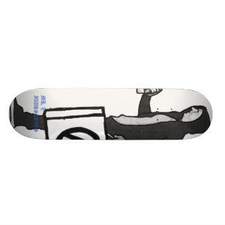 Nix-lebendiges Skateboard Personalisierte Skateboards