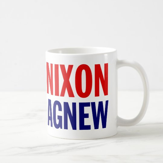 Nixon Agnew Tasse