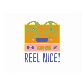 Nizza Spule Postkarte