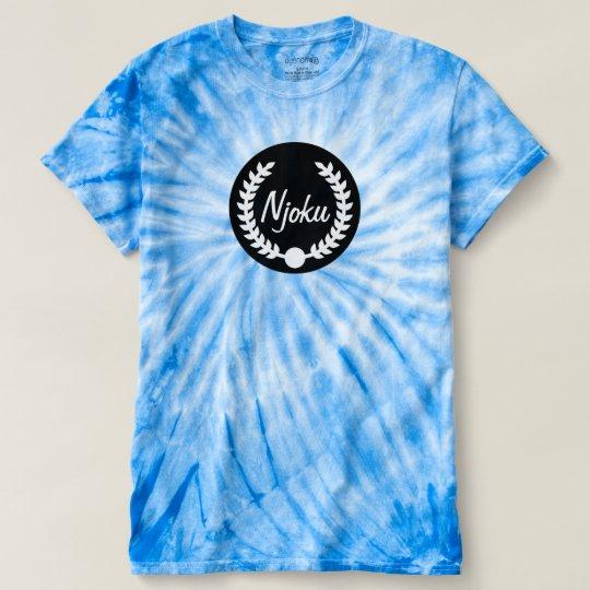 """Njoku """"Kranz-"""" Wirbelsturm-T-Shirt T-shirt"""