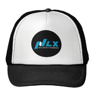 NLX Fernlastfahrer-Kappe Netzkappe