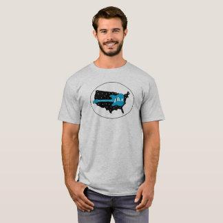 NLX über Amerika-T - Shirt 2
