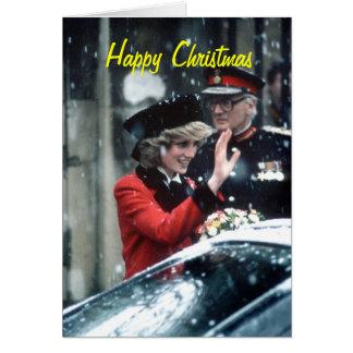 No.73 Prinzessin Diana Cambridge 1985 Karte