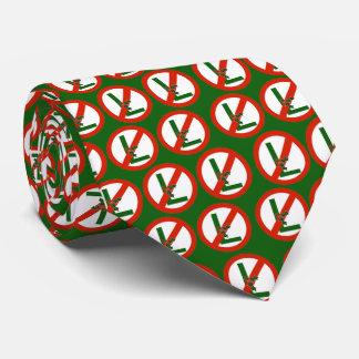 NO-, L Weihnachten-hässliche WeihnachtsKrawatte Bedruckte Krawatten