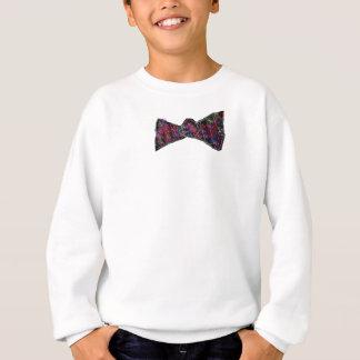 Noble Bogen-Krawatte Sweatshirt