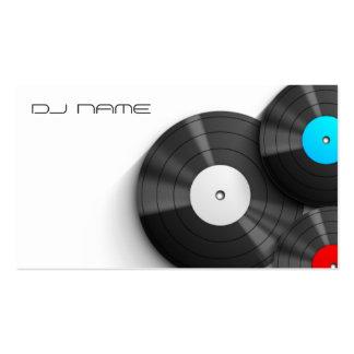 Noble DJ-Visitenkarte Visitenkarten