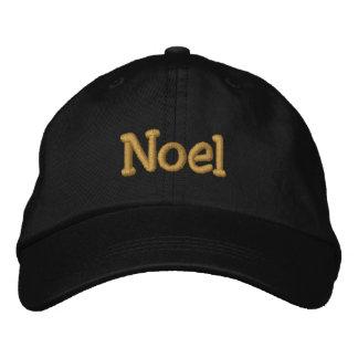 Noel a personnalisé la casquette de baseball