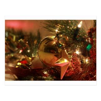 Noël Carte Postale