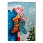 Noël cogne la carte