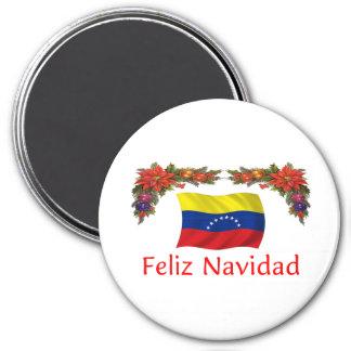 Noël du Venezuela Magnets Pour Réfrigérateur