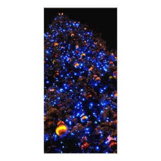 Noël géant carte avec photo