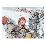 Noël Nisse et Kirsti Cartes Postales