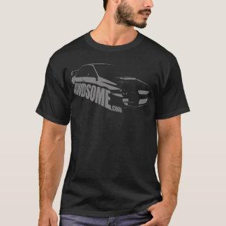noir awdsome logo5 t-shirt