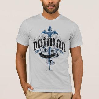 Nom de Batman | avec le logo d'épée T-shirt