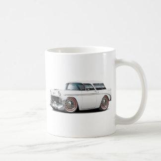 Nomade-Weiß-Auto 1956 Kaffeetasse