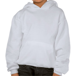 Non-Hodgkins Lymphom-Blumen-Band 3 Sweatshirt