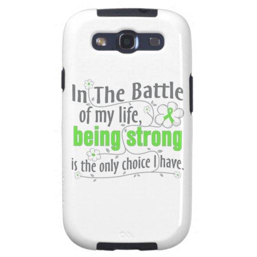 Non-Hodgkins Lymphom im Kampf Hülle Fürs Samsung Galaxy S3
