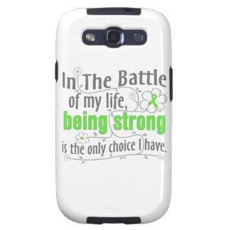Non-Hodgkins Lymphom im Kampf Galaxy S3 Schutzhülle