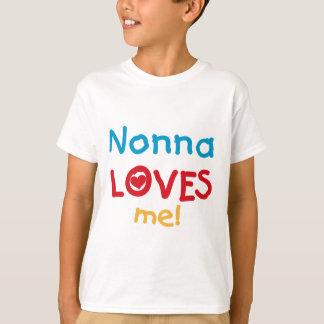 Nonna Lieben ich T - Shirts und Geschenke