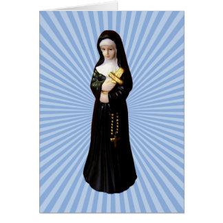 Nonne Karte