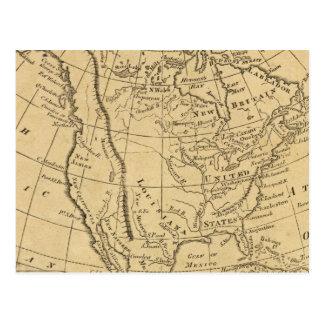 Nordamerika 44 postkarte