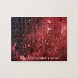 Nordamerika-Nebelfleck-Infrarot