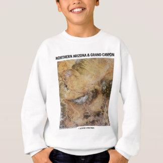 Nordarizona und Grand Canyon (Bild-Erde) Sweatshirt