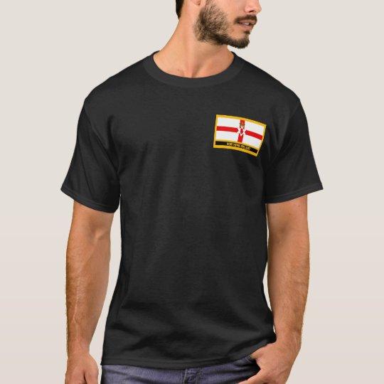 Nordirland-Flagge T-Shirt