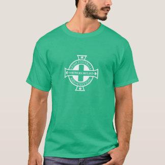 Nordirland-Fußball-Wappent-stück T-Shirt