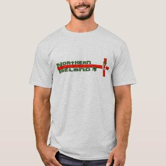 Nordirland-T-Stück T-Shirt