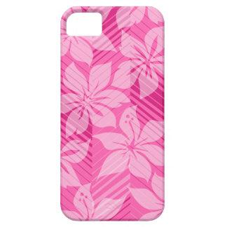 Nordufer-hawaiisches Hibiskus iPhone 5 Hüllen