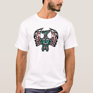 Nordwestpazifikküste Haidakunst Thunderbird T-Shirt