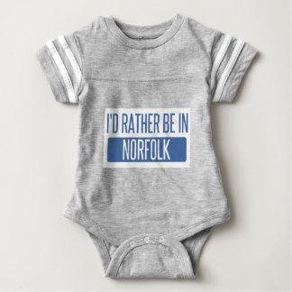 Norfolk Baby Strampler