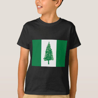 Norfolk-Insel-Flagge T-Shirt