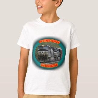Norfolk u. südliche Lokomotive T-Shirt
