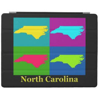North Carolina-Karte iPad Hülle