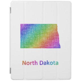 North Dakota iPad Hülle
