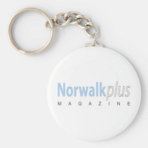 Norwalk plus la magazine porte-clefs