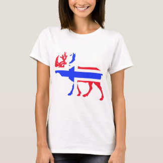 Norwege Elche T-Shirt
