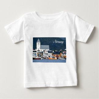 Norwegen Baby T-shirt
