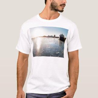 Norwegen-Eis T-Shirt